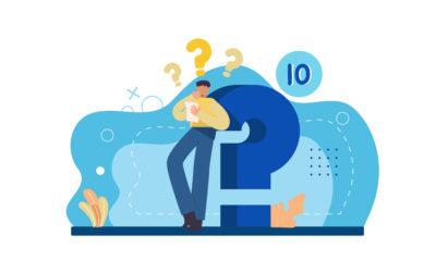 10 preguntas para la reflexión.